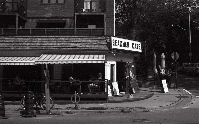 Beacher Cafe Open for Breakfast