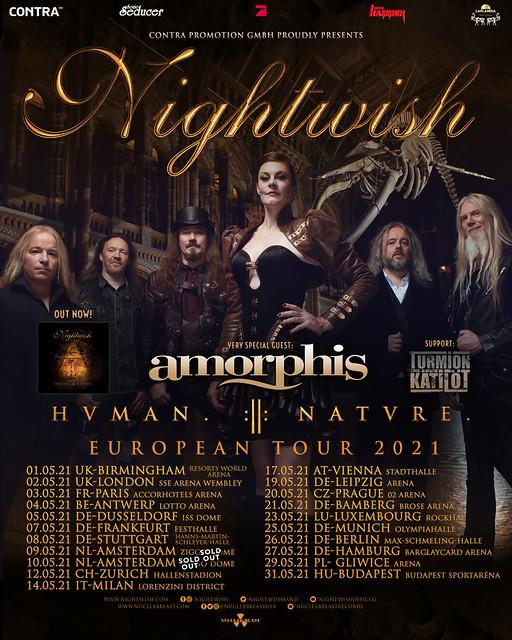 Nightwish Tour