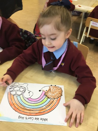 First week in Junior Infants (Ms. Concannon)