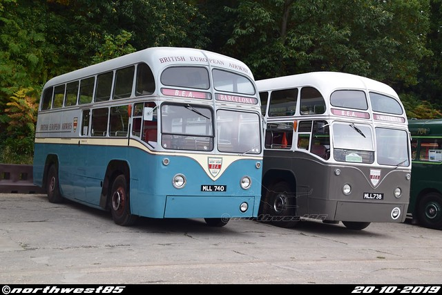 MLL 740 and MLL 738