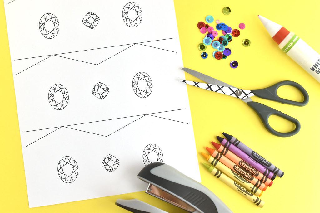 Make a Printable Crown!
