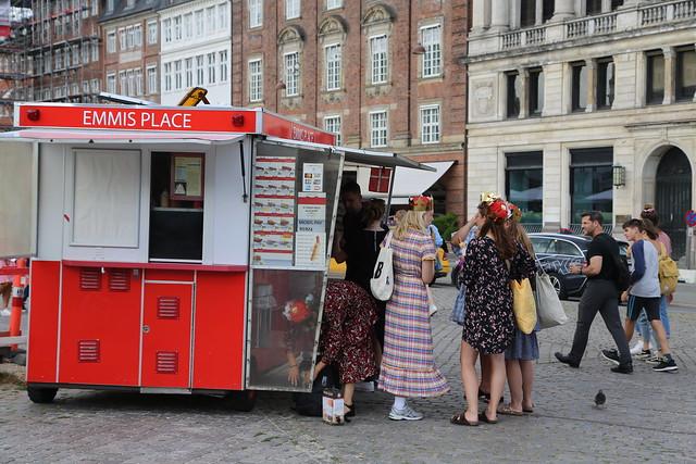 20200822 Pølsevogn på Kongens Nytorv i København_750A4609