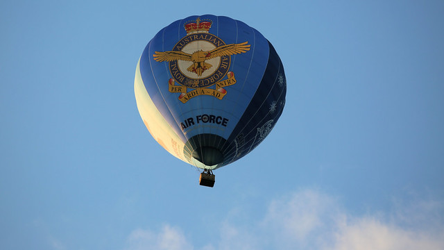 Tri-Side RAAF (1 of 3)