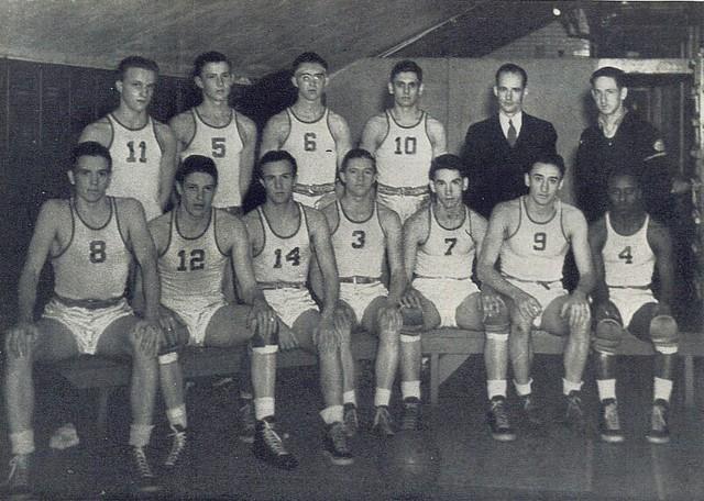 1942-43 Red Devils Scrapbook