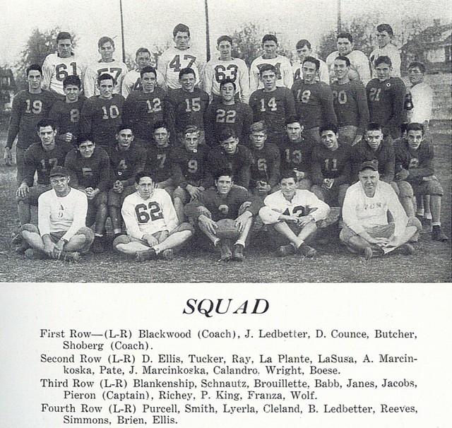 1941-42 Red Devils Scrapbook