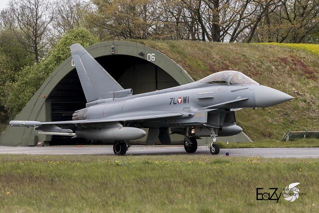 7L-WI Austrian Air Force Eurofighter Typhoon