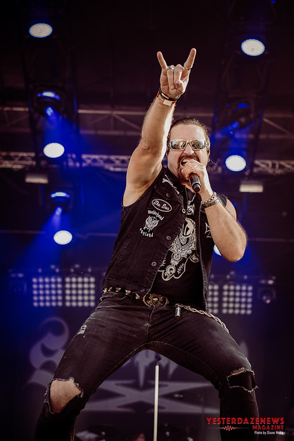 Symphony X Sweden Rock 2016 - © Photo by Diane Webb -6