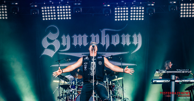 Symphony X Sweden Rock 2016 - © Photo by Diane Webb -4