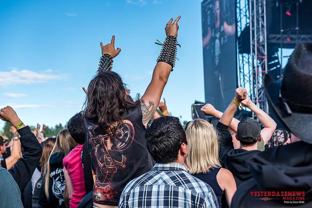 Symphony X Sweden Rock 2016 - © Photo by Diane Webb -29