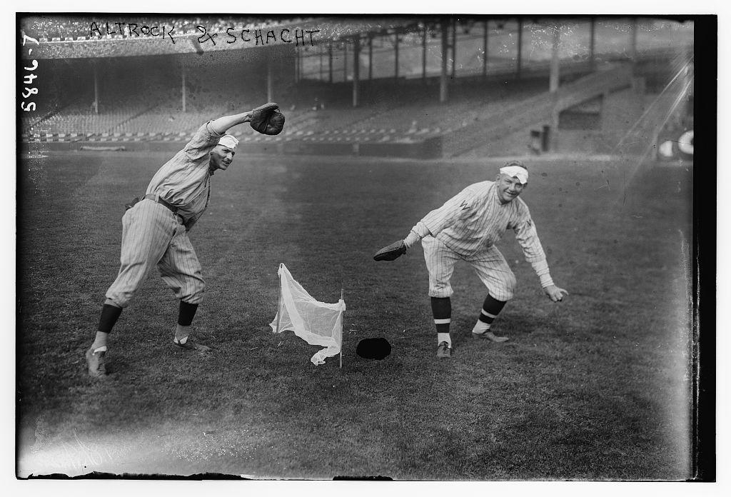 [Nick Altrock & Al Schacht (baseball)] (LOC)