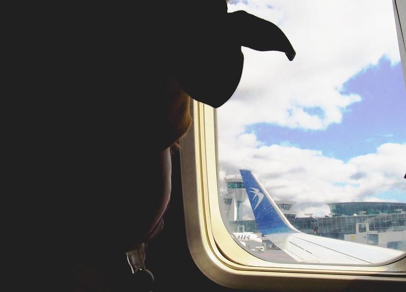 Blue Air lentöyhtiö