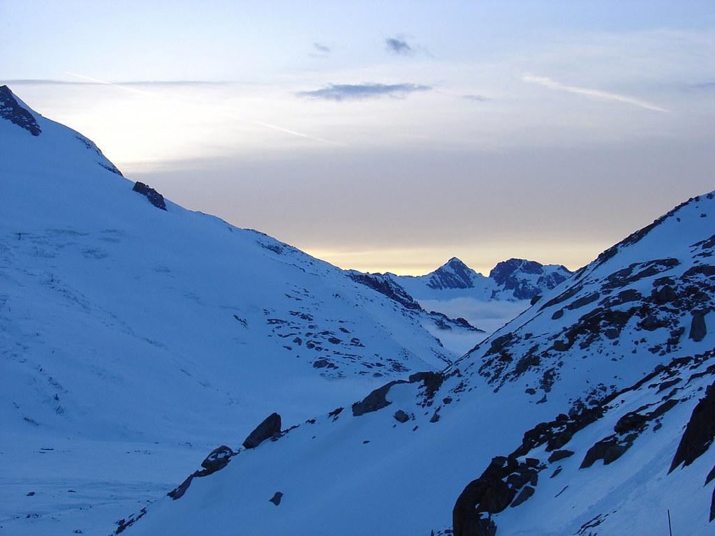Fenêtre Saleinaz,Day1 H.R. Chamonix-Zermatt Massif Mont Blanc Frankreich foto 07