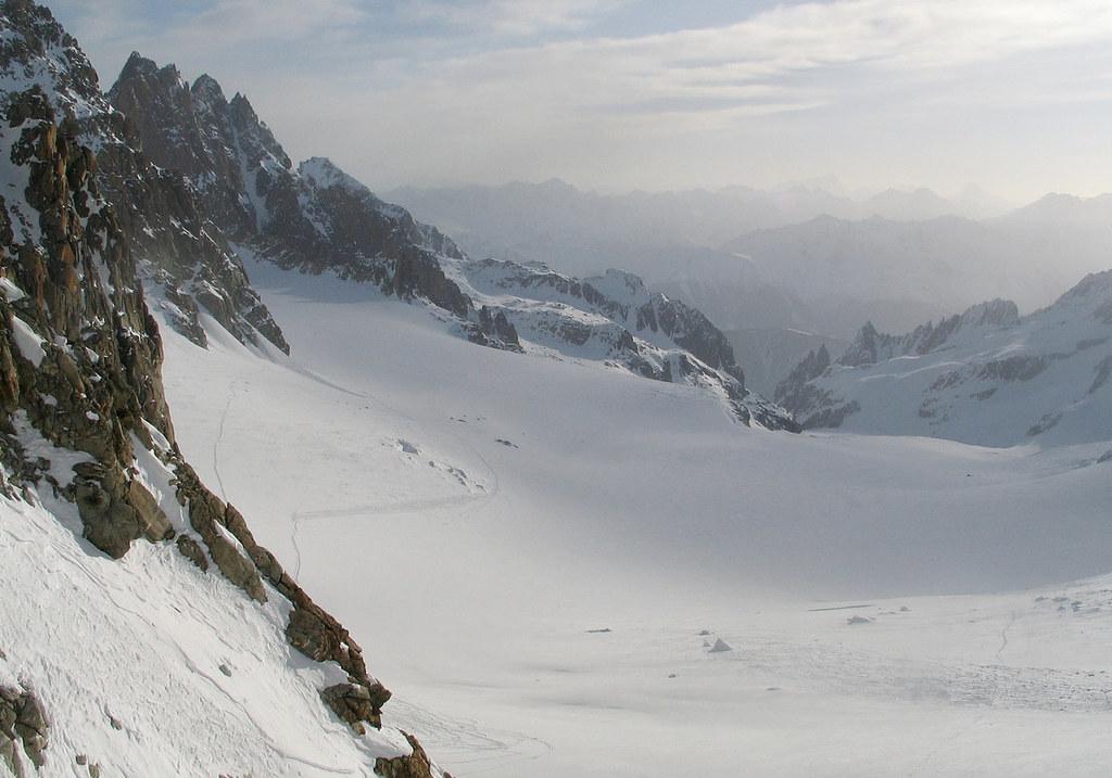 Fenêtre Saleinaz,Day1 H.R. Chamonix-Zermatt Massif Mont Blanc Frankreich foto 20