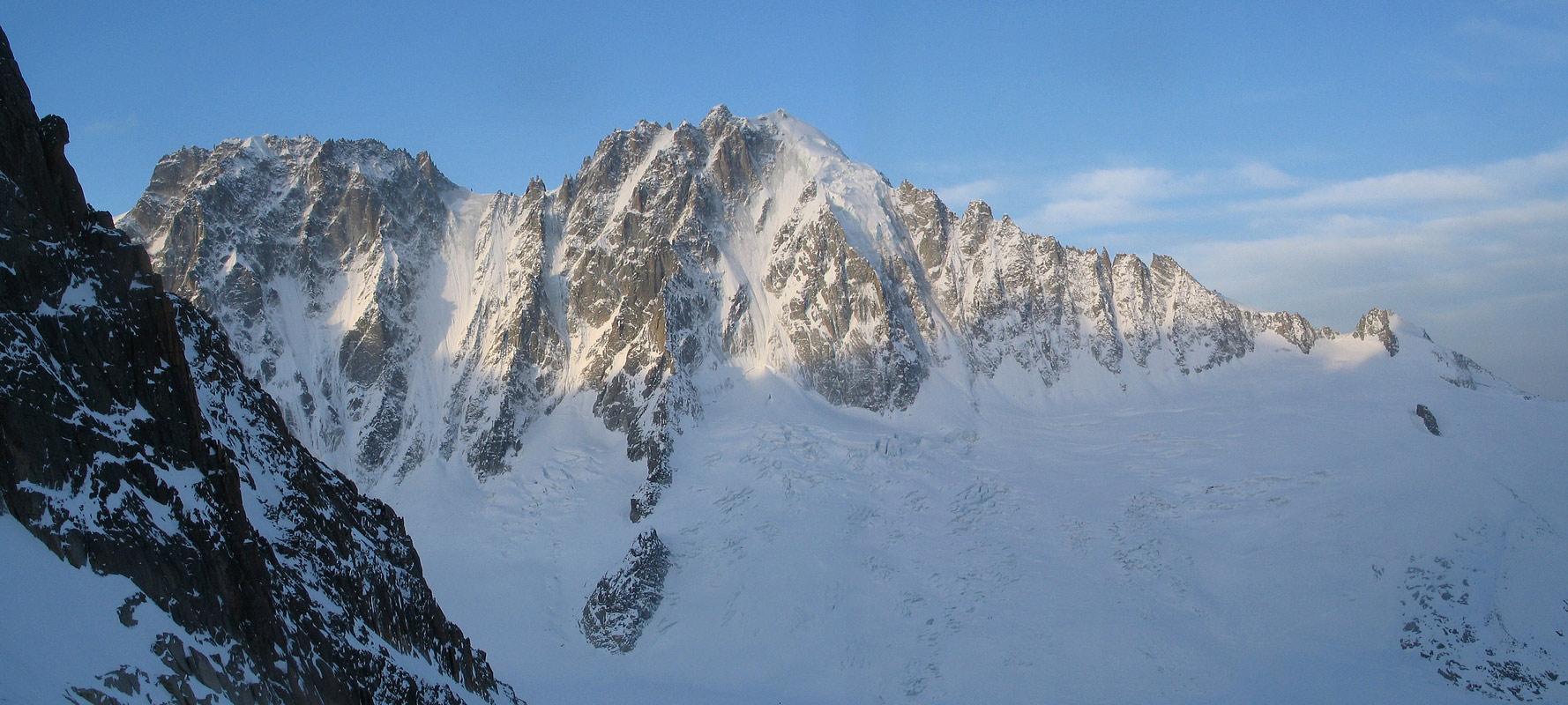 Fenêtre Saleinaz,Day1 H.R. Chamonix-Zermatt Massif Mont Blanc Frankreich panorama 09