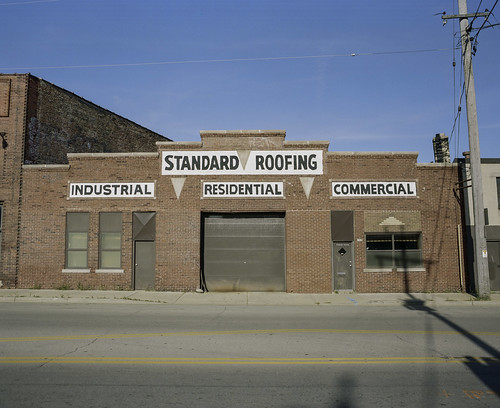 Non-Standard Roofing