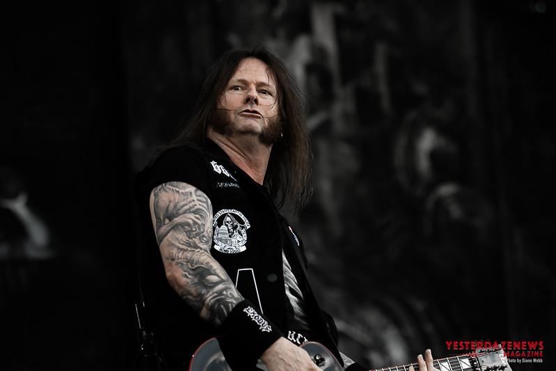 Slayer Sweden Rock 2016 - © Photo by Diane Webb -10