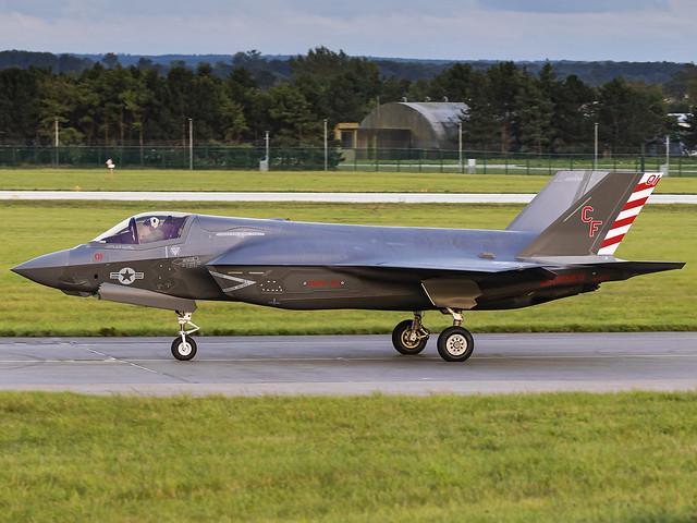 United States Marines VMFA-211 | Lockheed Martin F-35B Lightning II | 169621