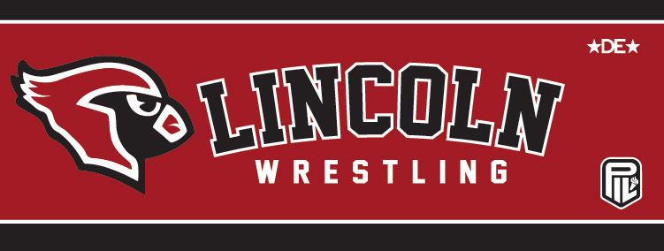 Lincoln Cardinals Wrestling Gear