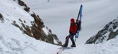Fenêtre Saleinaz,Day1 H.R. Chamonix-Zermatt