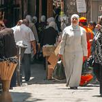 Damascus Old City Souq al-Bizuriyyah (Sweet Souq) Shopping (1)