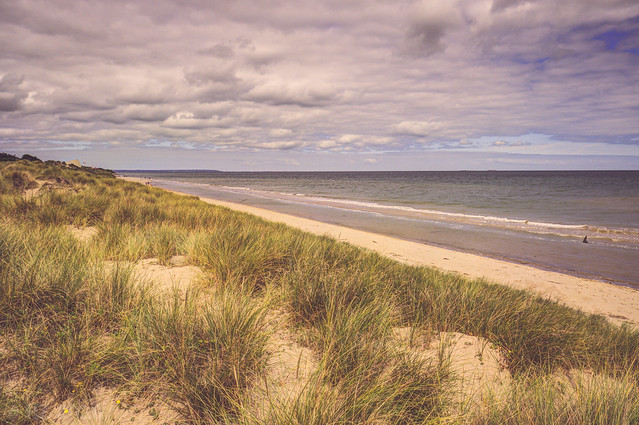 Utah Beach - Normandy, France