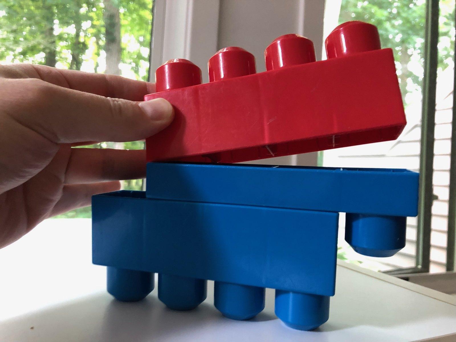 Mega Block pieces