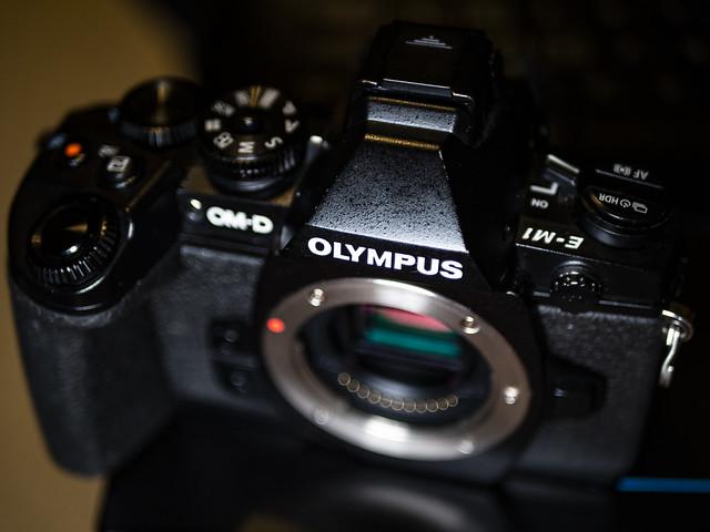 Olympus OMD E-M1