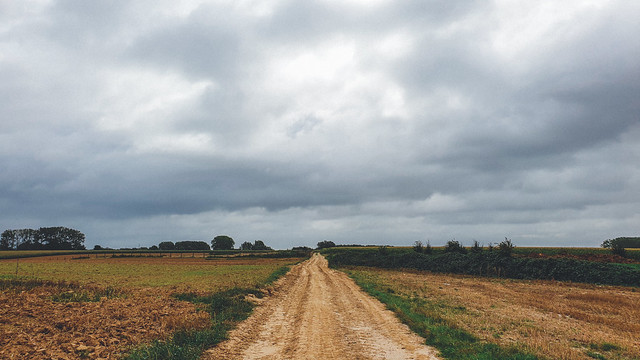 Nederhasselt richting Lebeke