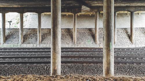 spoorwegbrug Erembodegem