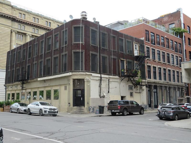 Old building - William street