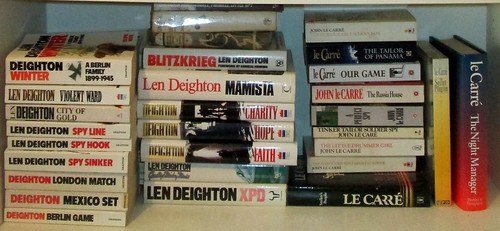 Spy Fiction Books