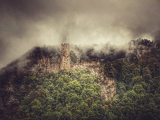 Neu-Falkenstein Castle | by heinzkeller804