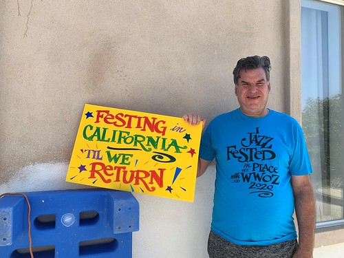 Martin Festing in Place: The Next Fest Thing, California