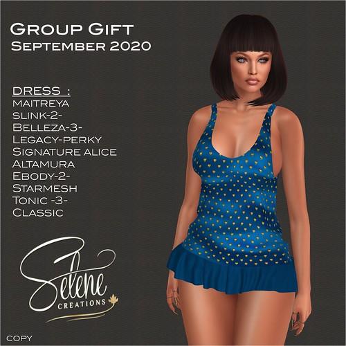 [Selene Creations] group gift september 2020