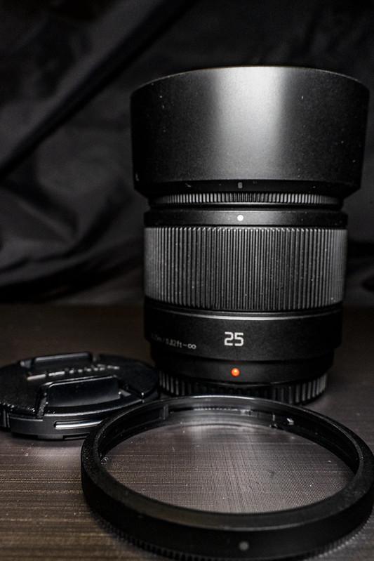 Lumix 25mm f/1.7