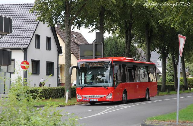 Bunte Buswelt - Meckenheim