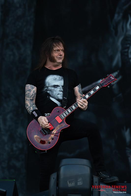 Slayer Sweden Rock 2016 - © Photo by Diane Webb -12