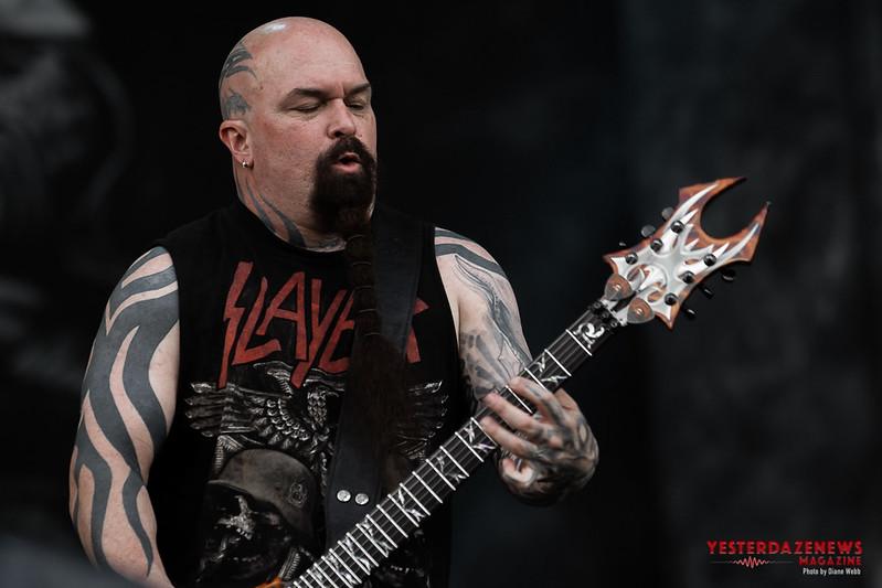 Slayer Sweden Rock 2016 - © Photo by Diane Webb -17