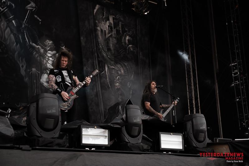Slayer Sweden Rock 2016 - © Photo by Diane Webb -8