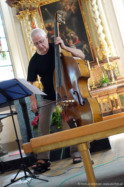 Barry Guy: double bass