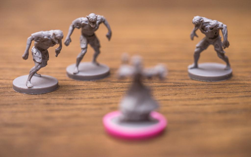 Deranged boardgame juego de mesa