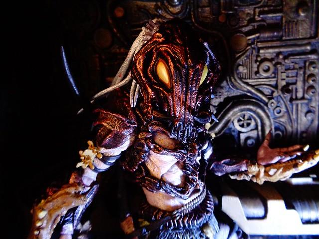 Masked Predator