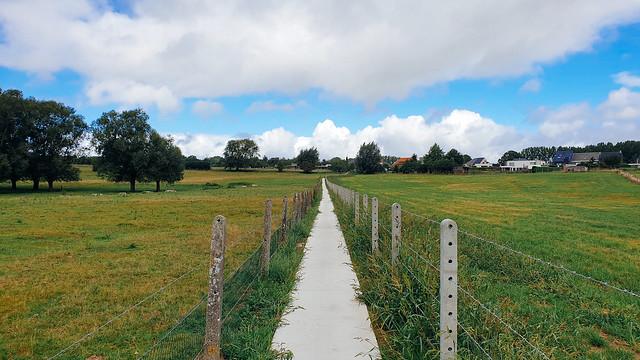 van Lebeke naar Denderhoutem