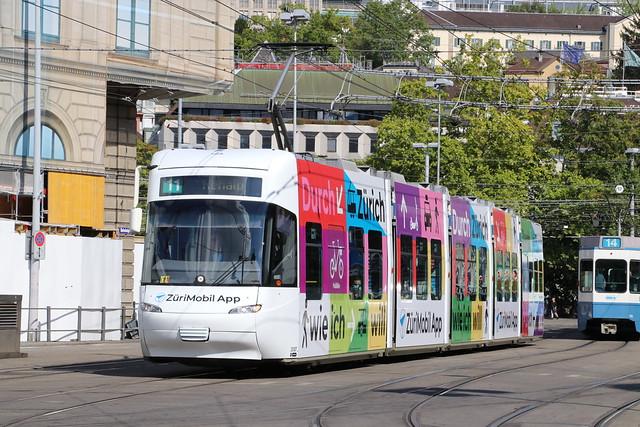 2020-09-02, Zürich, Bahnhofplatz