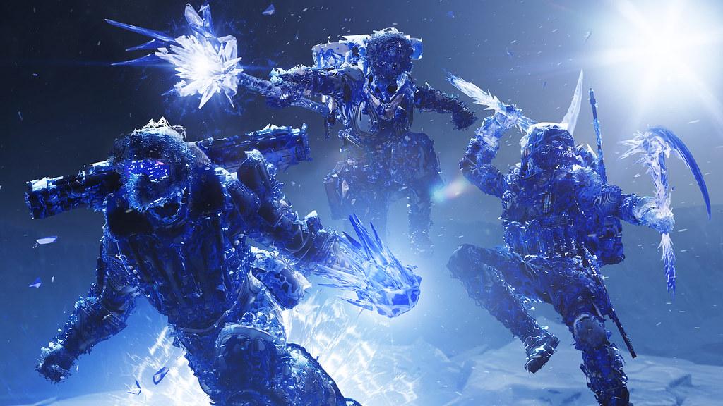 Destiny 2: Beyond Light - Stasis