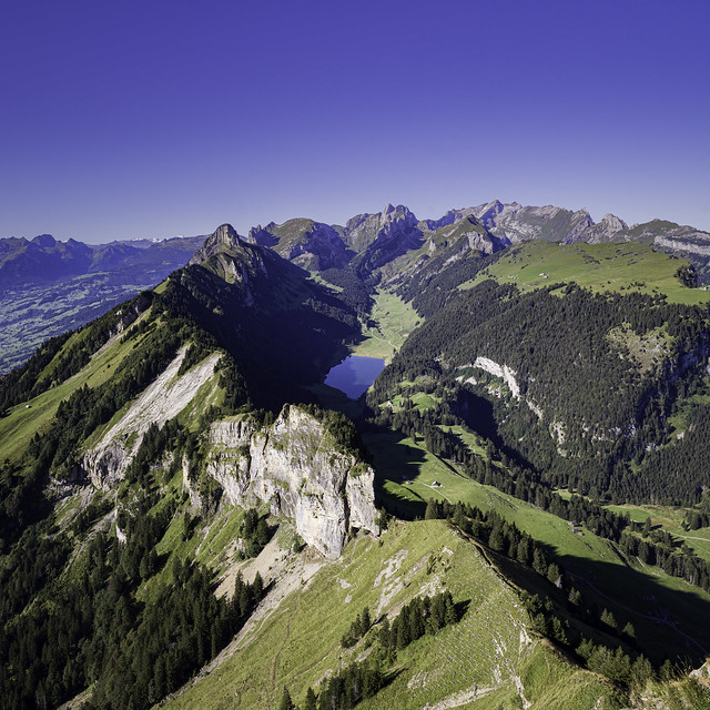 Sämtiser See, Appenzell