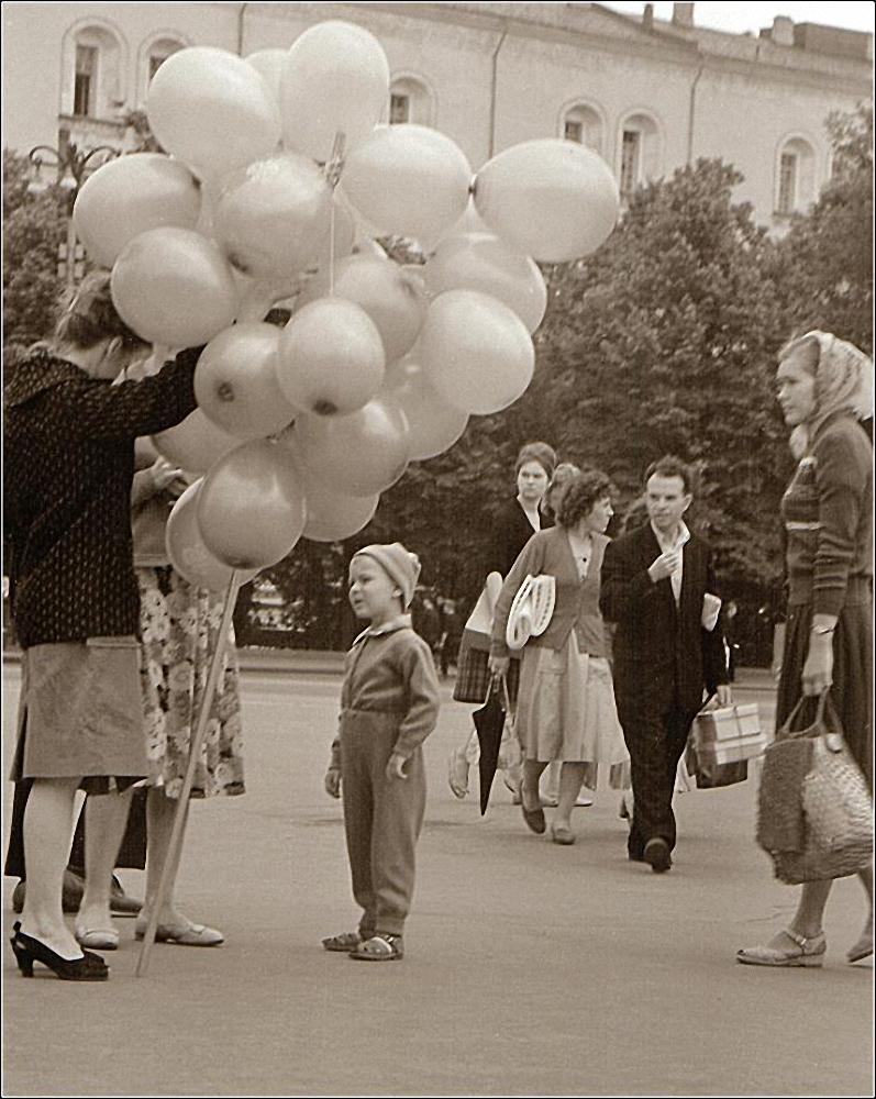 25. 1959. Манежная пл.