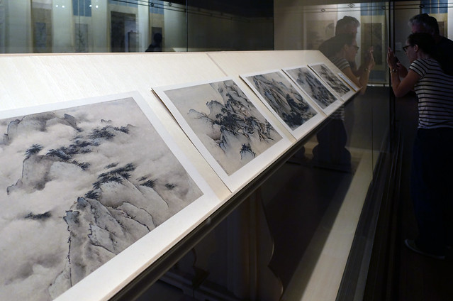 Wang Lü, Mt. Hua, 1384