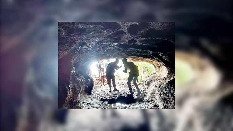 2 Gua Buddhis Ditemukan di Pavana-Maval, India