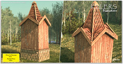 """""""Killer's"""" Medieval Kiosk In Just 10L$ for 2 days In store Only!"""